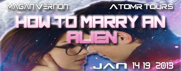 How to Marry an Alien Tour Banner