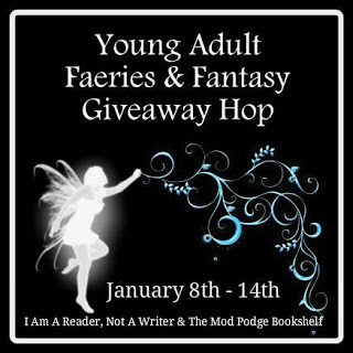 Young Adult Faeries and Fantasy Blog Hop